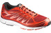 Salomon X-Tour 2 Trailrunning Shoe Men flea/tomato red/bleck